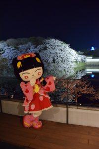 桜とやちにゃん